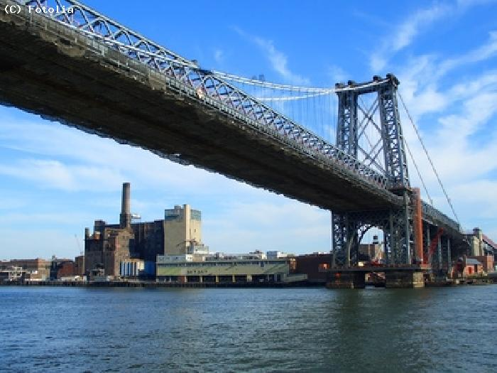 Williamsburg Bridge - WILLIAMSBURG