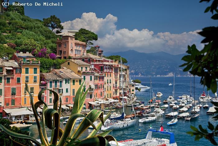 Guide portofino le guide touristique pour visiter for Comparateur hotel italie