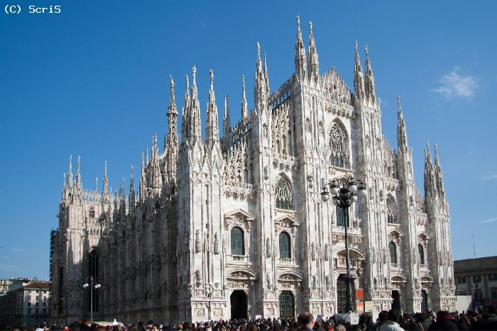 Cathedrale - MILAN