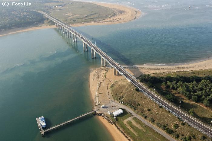 Pont de Noirmoutier - ILE DE NOIRMOUTIER