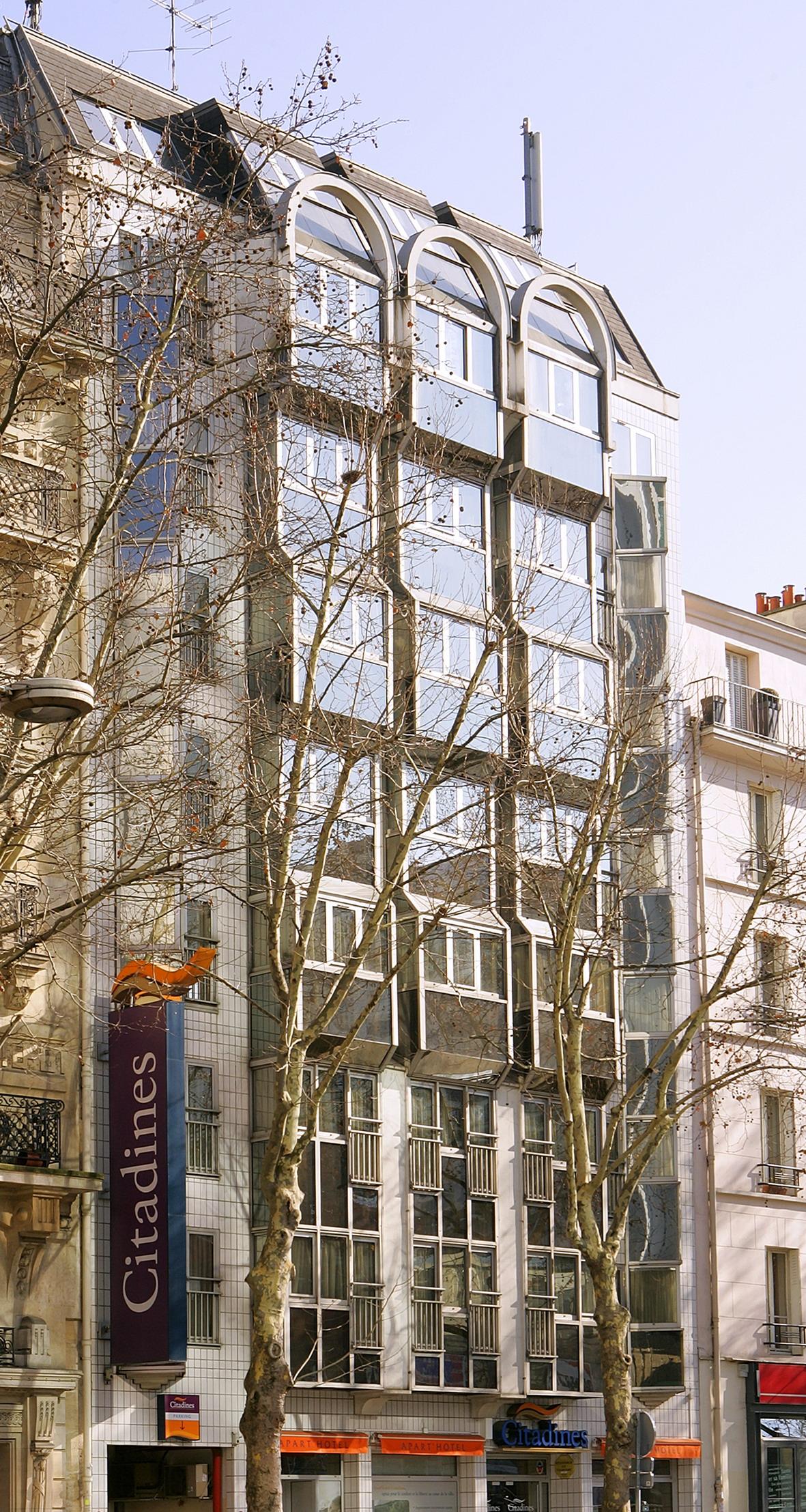 hotel citadines montparnasse paris paris compar dans 4 agences. Black Bedroom Furniture Sets. Home Design Ideas