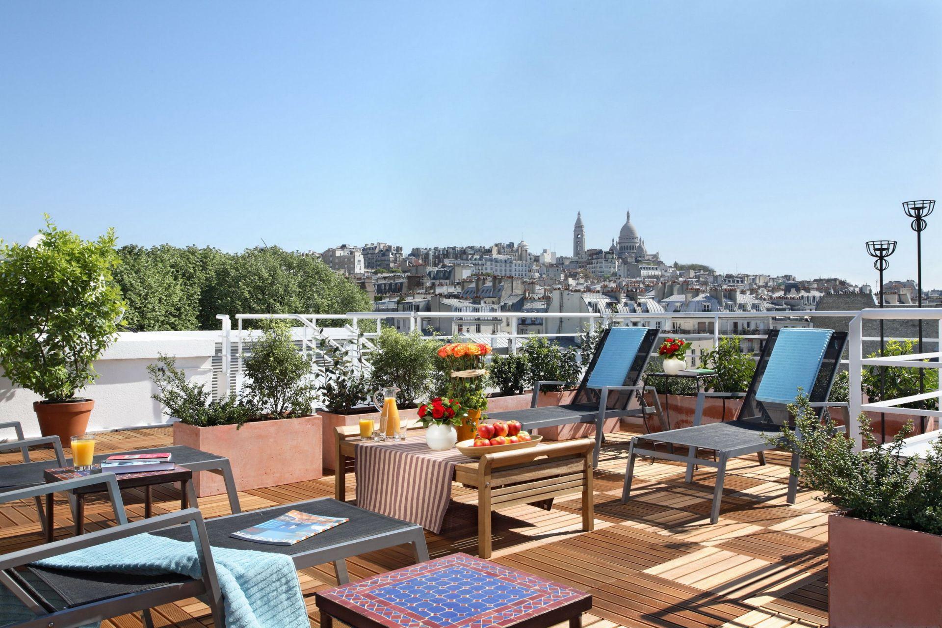Hotel Ibis Paris Montmartre 18eme 224 Paris Compar 233 Dans 4