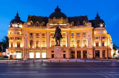 hotel Marriott Bucarest