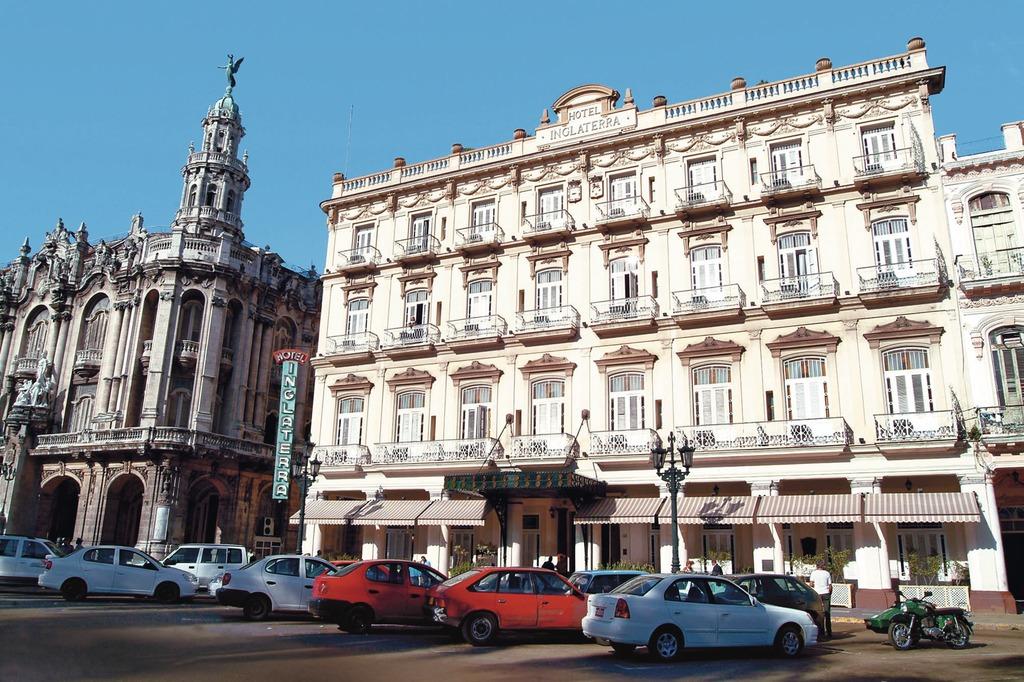 Hotel Inglaterra La Havane