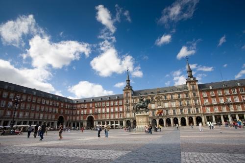 Madrid Castille