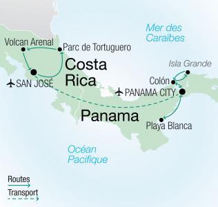 Costa Rica Panama