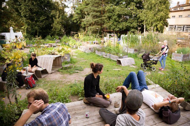 Friches Culturelles Jardins