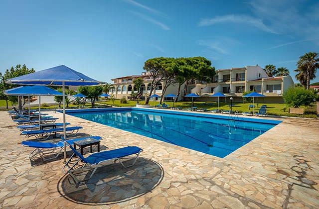 Hotel Pavlina Beach Araxos