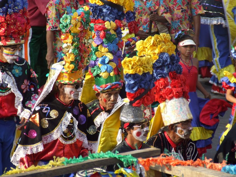 Incontournable Colombie Carnaval