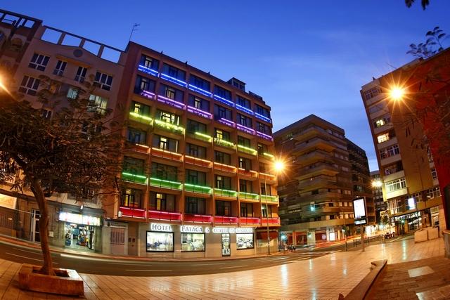 Hotel Fataga Las Palmas