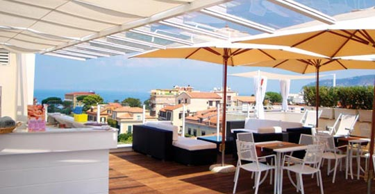 Hotel Plaza Sorrente