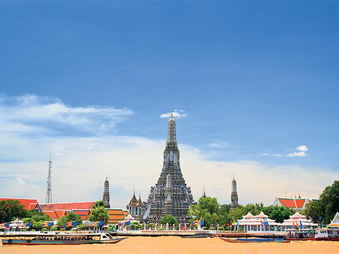 Thailande Pays Sourire