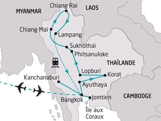 Panoramas Thailandais