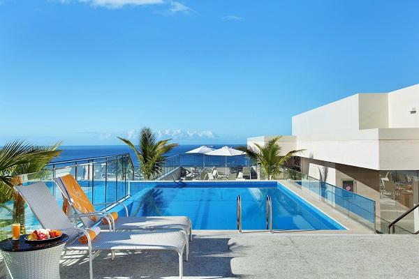 Windsor Atlantica Hotel Rio De Janeiro