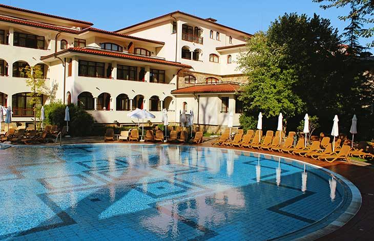 Hotel Helena Park Bourgas