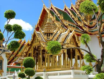Tresors Thailande Extension