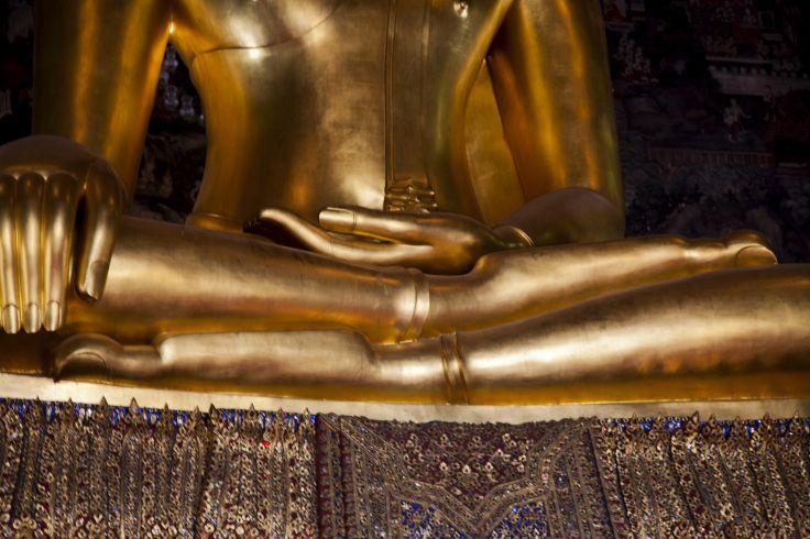 Temples Plage Thailande