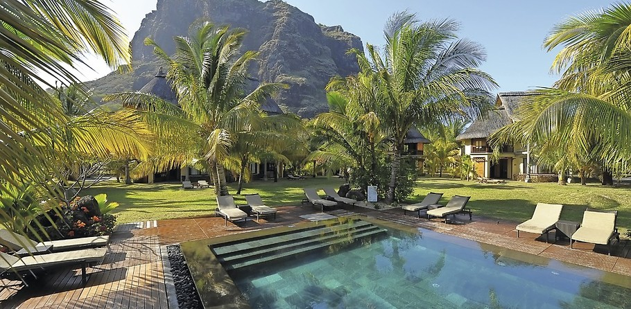 Hotel Dinarobin Golf Le Morne