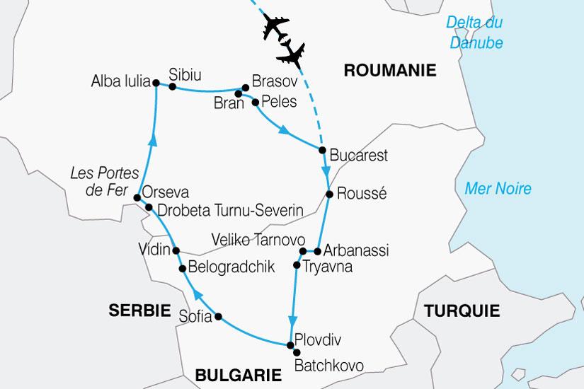Joyaux Bulgarie Roumanie