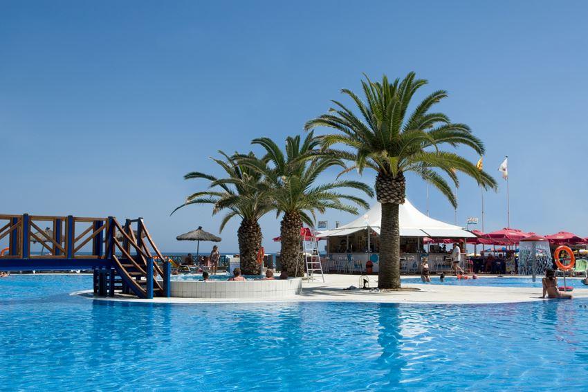 Hotel Tahiti Playa Santa Susanna