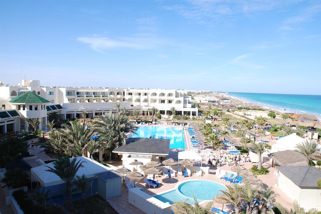 Sejour Djerba Hotel  Etoiles