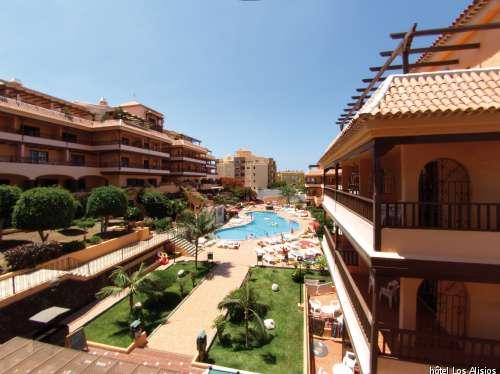 S jour dans l 39 tablissement hotel riu palace tenerife for Hotel demi pension