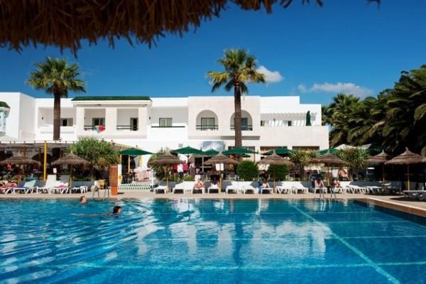 sejour tunisie hammamet pension complete