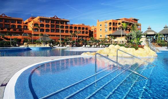 Ile Canarie Hotel Luxe