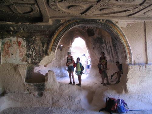 Circuit au royaume des fees de cappadoce for Sejour complet turquie