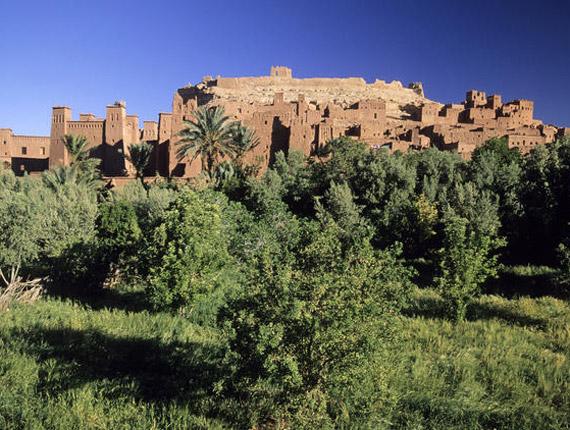 Circuit maroc le sultan bleu avion 7 nuits pension for Sejour complet marrakech