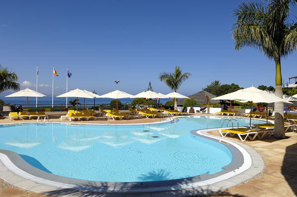 Hotel luxe canaries