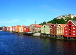 Norvege Bergen Kirkenes