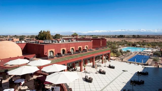 s jour dans l 39 tablissement eden andalou marrakech avion 7 nuits tout compris. Black Bedroom Furniture Sets. Home Design Ideas