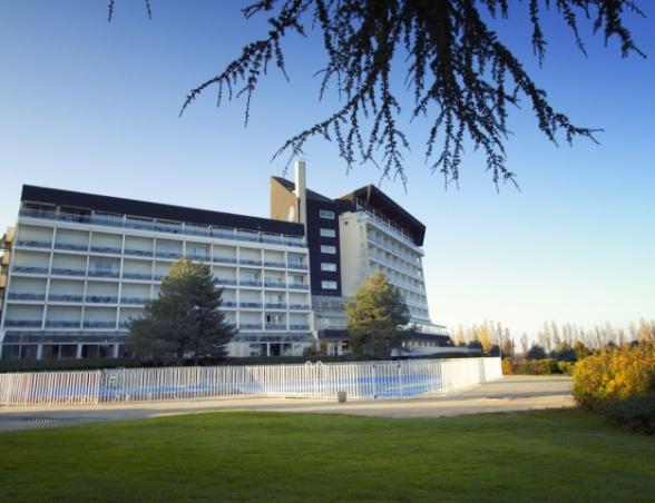 THALASSO BALNEO HOTEL LES DRYADES GOLF & SPA