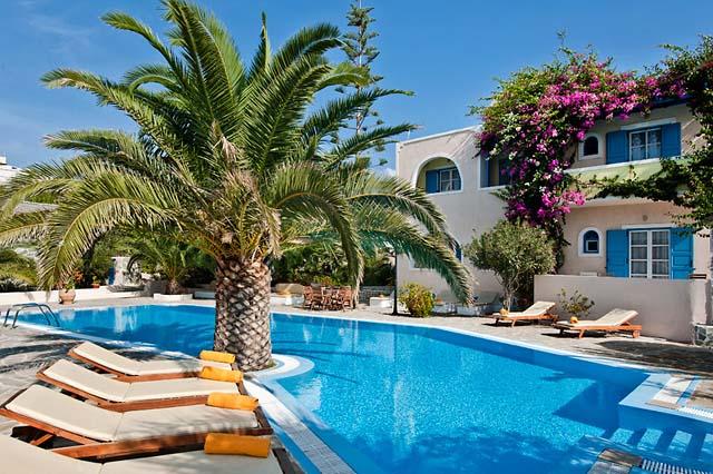 S jour dans l 39 tablissement club heliades paradise for Santorin sejour complet
