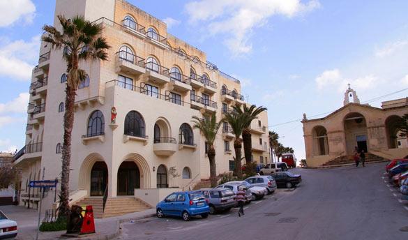 S jour dans l 39 tablissement hotel santana saint paul s for Sejour complet malte