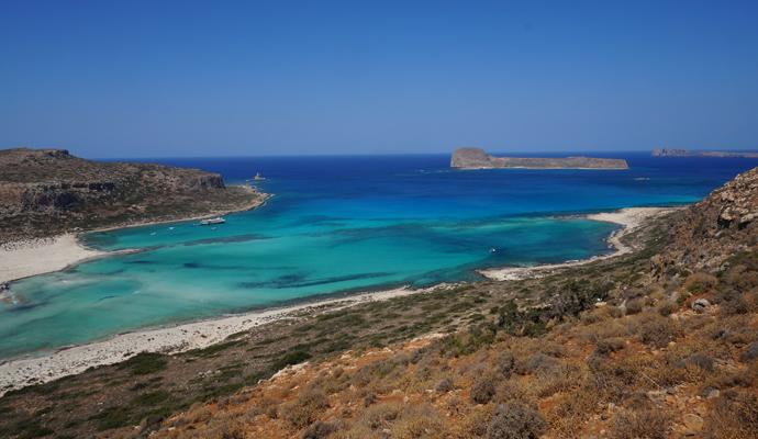 Crete santorin charme agios nikolaos