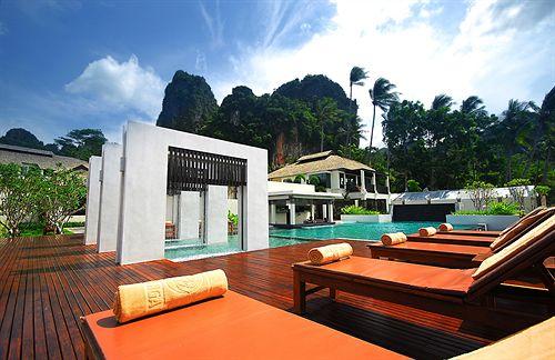 hôtel de luxe krabi