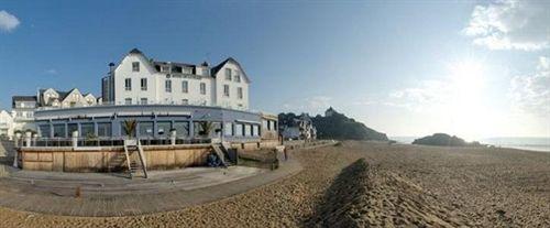 Best Western Hotel De La Plage A Saint Nazaire