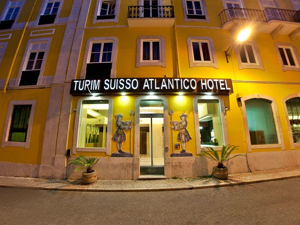 Hotel Turim Restauradores 224 Lisbonne