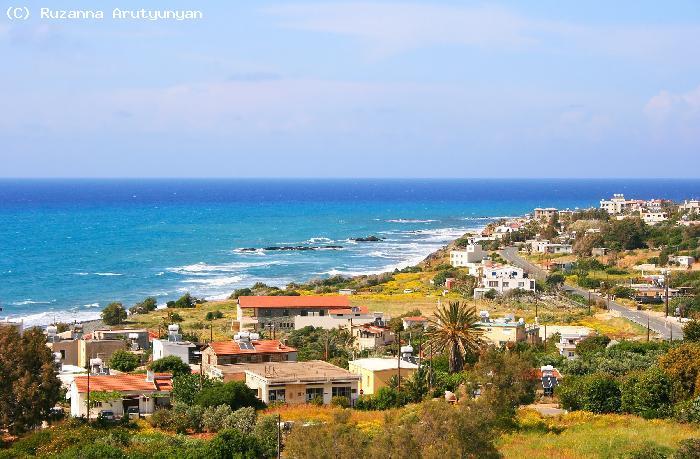 Vol Et Hotel Chypre