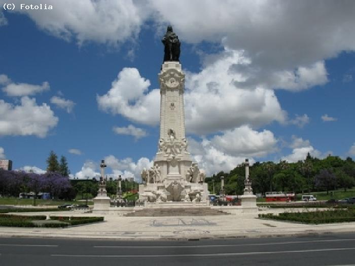 Monument Marques de Pombal - POMBAL