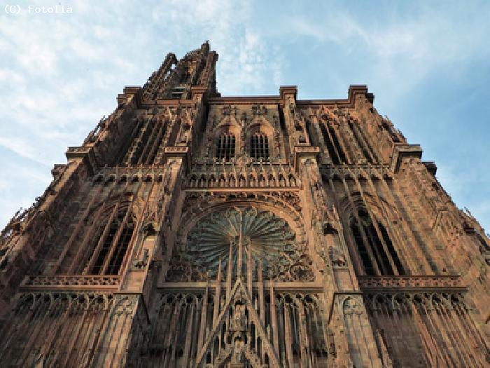 Cathedrale Notre Dame - Strasbourg
