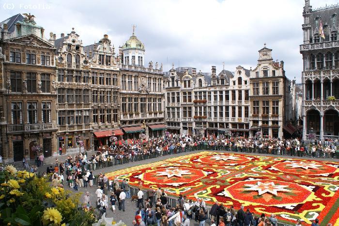 La Plus Grande Ville En Belgique