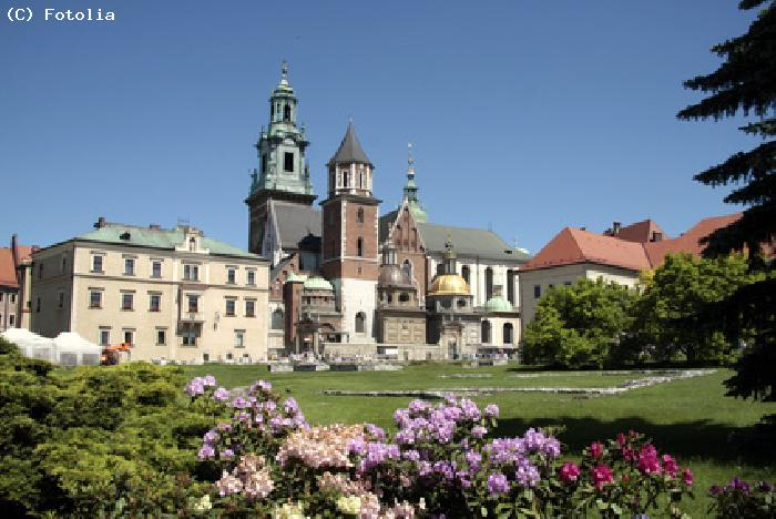 Cathedrale de Cracovie