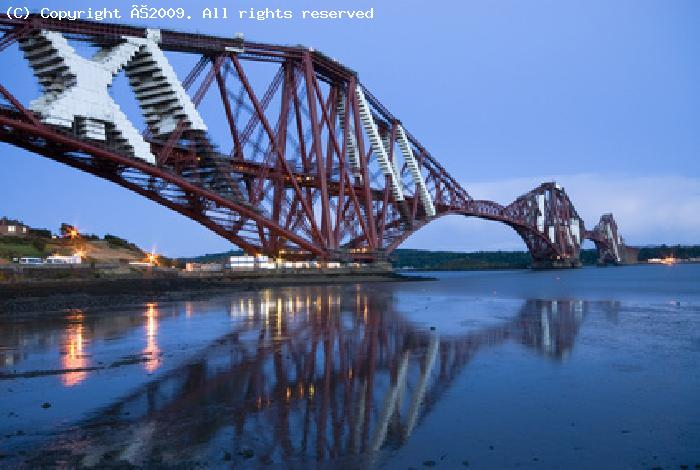 Forth Bridge - EDIMBOURG