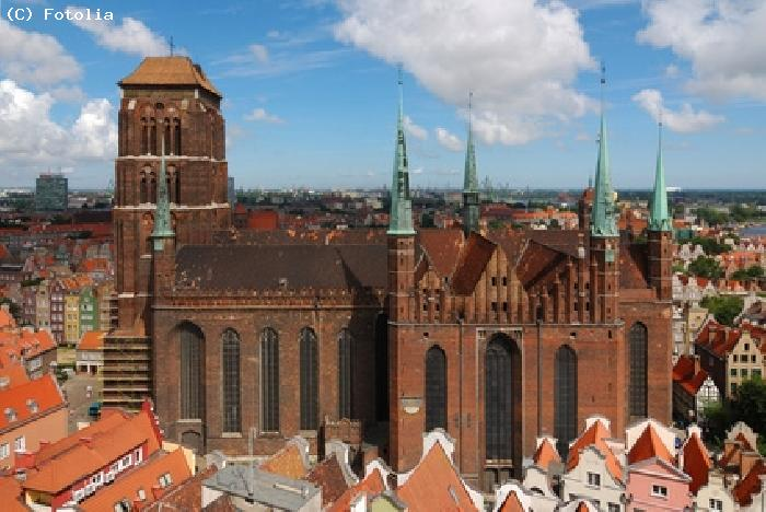 Cathedrale - GDANSK