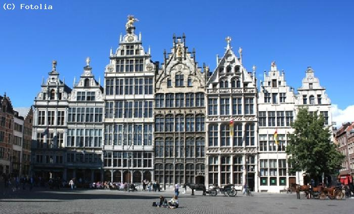 Grand Place - ANVERS