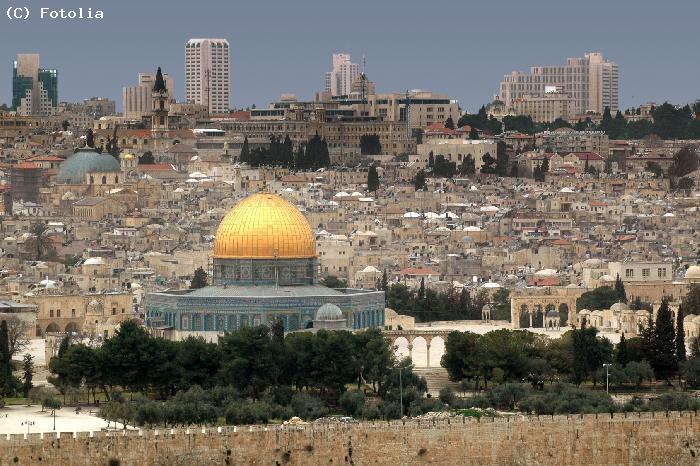 Jerusalem tourisme