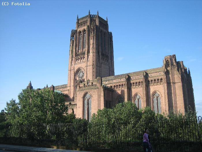 Cathedrale de Liverpool